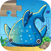 Kids Ocean Fish Jigsaw Puzzle