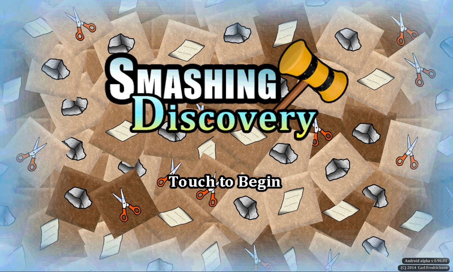 Smashing Discovery- screenshot