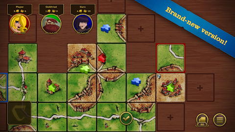 Carcassonne Screenshot 41