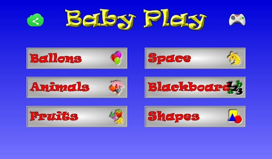 Baby Play - Games for children - screenshot thumbnail