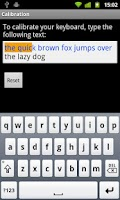 Screenshot of Swedish for Smart Keyboard