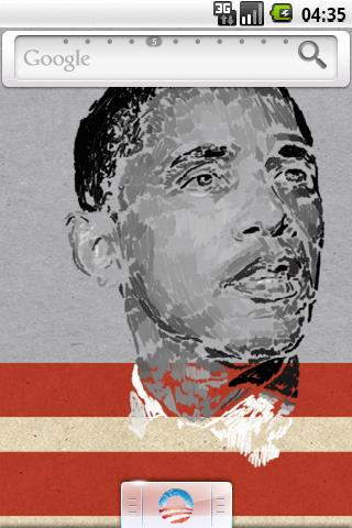 HD Obama Artwork Theme - screenshot