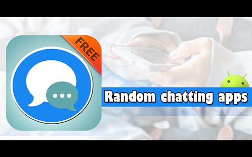 Random chatting apps