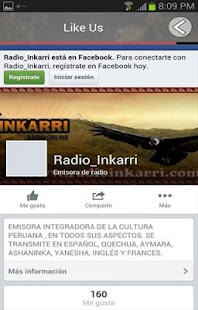 Radio Inkarri- screenshot thumbnail