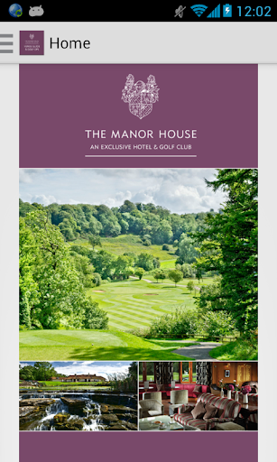 Manor House Golf Hotel