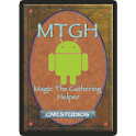 Magic The Gathering Helper logo
