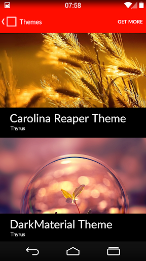 Carolina Reaper CM11 Theme
