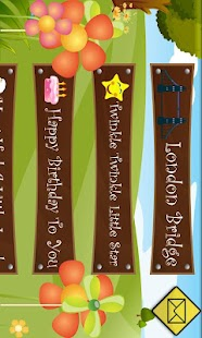 Nursery Rhymes PianoTunes Lite - screenshot thumbnail