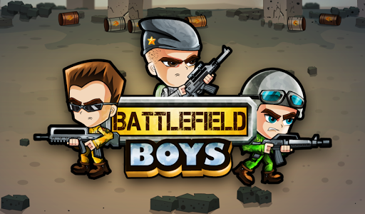 Battlefield Boys: Mercenary