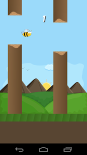 The Flappy Bee- screenshot thumbnail
