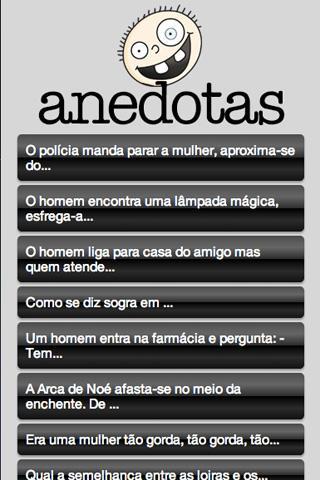 Anedotas App