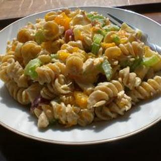 Mandarin Tuna Salad