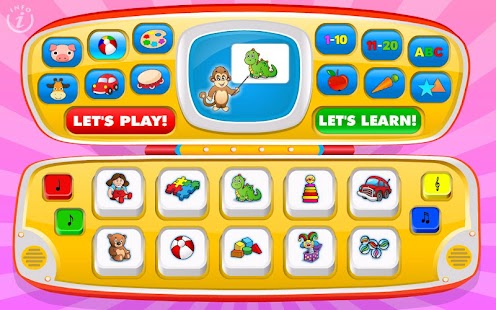 Kids Toy Phone Games - screenshot thumbnail