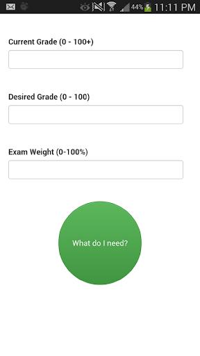 Final Grade Free