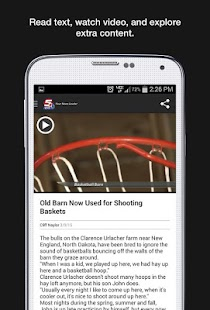 KFYR-TV Mobile News- screenshot thumbnail