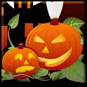 Halloween Night Theme logo