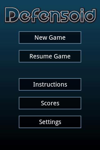 Defensoid- screenshot