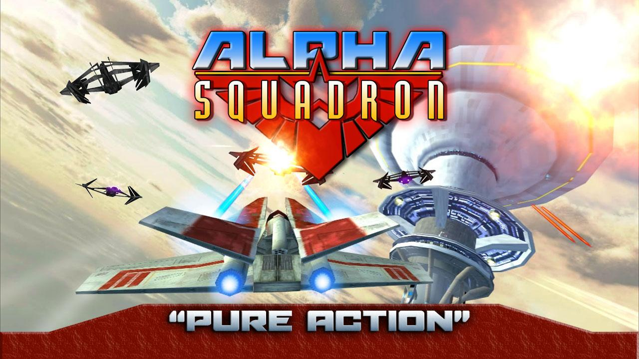 Alpha Squadron- screenshot