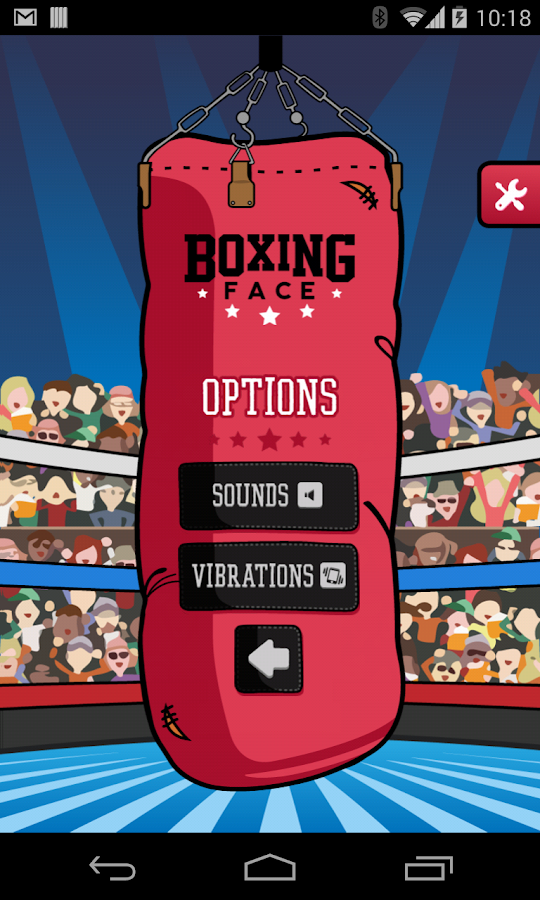 Boxing Face- screenshot