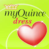 My Quiñce Dress