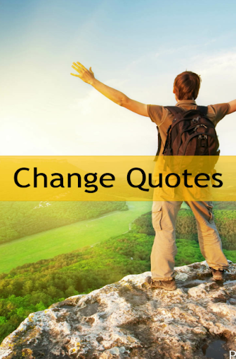 Quotes on Change inspiration