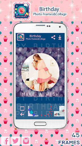 玩免費攝影APP|下載生日相框和拼貼 app不用錢|硬是要APP