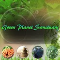 Green Planet Sanctuary logo