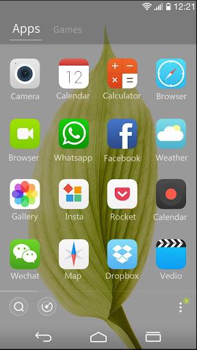 【免費個人化App】Basic GO Launcher Theme-APP點子