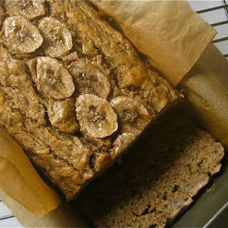 Banana Bread (Sugar and Oil Free!).