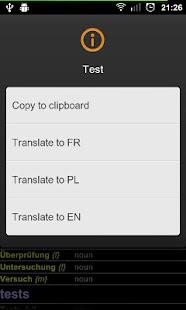 App Offline Translator for Android apk for kindle fire