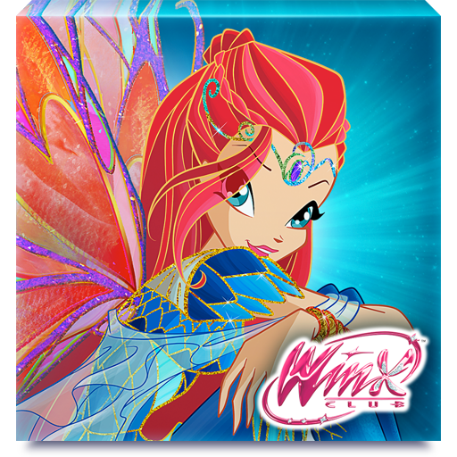 Winx Bloomix Quest 動作 App LOGO-APP開箱王