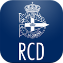 RC Deportivo de La Coruña App icon