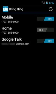 Bring Ring for Google Voice