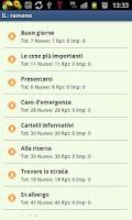 Screenshot of Imparare il rumeno