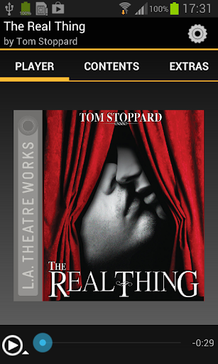 The Real Thing Tom Stoppard