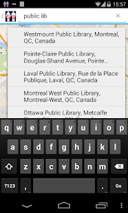Nearest Toilet/ Nearby Alert - screenshot thumbnail