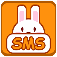 GO SMS Pro Rabbit Y Theme 1.1