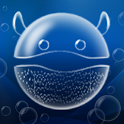 Bubble Droid Live Wallpaper icon
