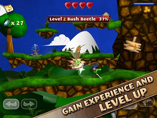 Swordigo - screenshot thumbnail