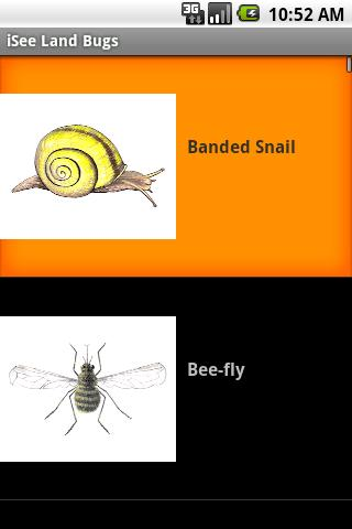 iSee Land Bugs- screenshot