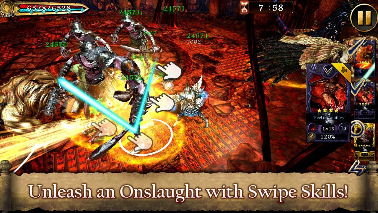 Mother of Myth- screenshot