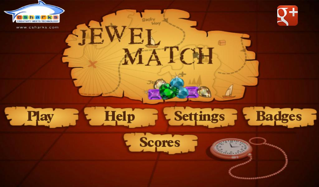 Jewel Match - screenshot