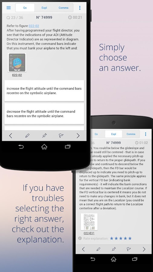 Aviation Exam- screenshot