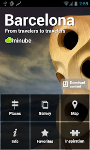 Barcelona Travel Guide Offline - screenshot thumbnail