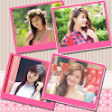Valentine Photo Collage Free icon