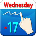 HandCalendar(Handwriting) icon