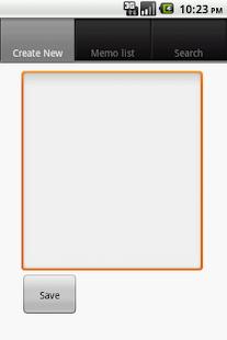 Memoq (Memo Quick)- screenshot thumbnail