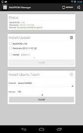 MultiROM Manager Screenshot 8