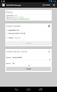 MultiROM Manager Screenshot 8