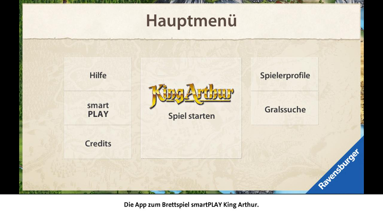 King Arthur smartPLAY- screenshot